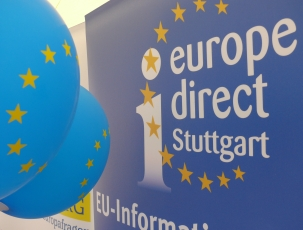 Europe Direct, Europa Zentrum Sommerfestival der Kulturen